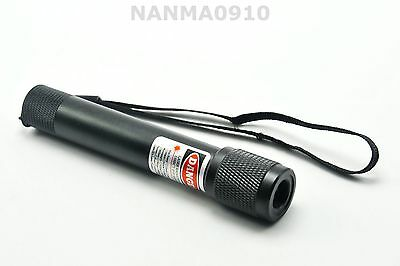 Focusable 980nm Ir Infra-red Laser Pointerpen Torch Type Flashlight
