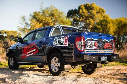 Ford Ranger Hard Cover Tray Lid PX PX2 With Rollbar Mindarie Wanneroo Area Preview