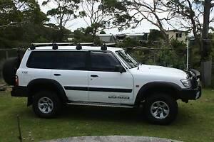 Nissan Patrol, GU, ST, Chev V8 Diesel Hellyer Circular Head Preview