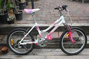 BICYCLE BIKE CYCLOPS 'Lolly Pop' Girls 20 inch +FREE 16 inch bike Bellevue Hill Eastern Suburbs Preview