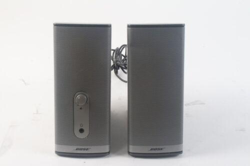 Bose Companion 2 Series II Multimedia Lautsprecher System Paar - Dent Auf Grill