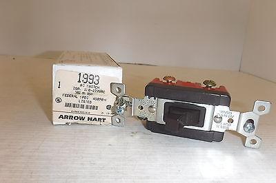 Arrow Hart 1993 Ac Switch 20a 120-277v Nib