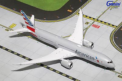 Gemini Jets American Boeing 787-9 Dreamliner GJAAL1603 1/400 REG#N820AL. New