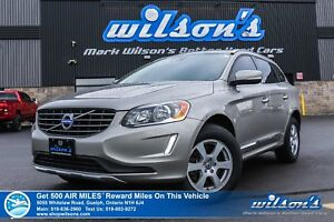 2015 Volvo XC60 3.2 PREMIER | AWD | LEATHER | PANORAMIC ROOF | C