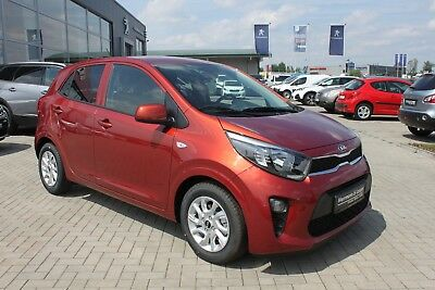 KIA Picanto Dream Team 84 PS Navi-Paket