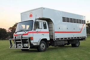Auction Advertising - Hino Horse Transporter Pooraka Salisbury Area Preview