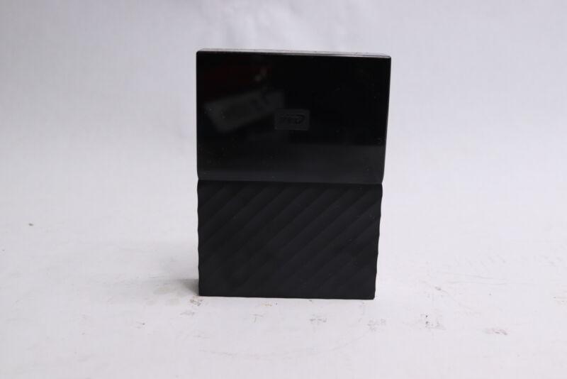 WD 4TB My Passport Portable External Hard Drive Black WDBYFT0040BBK-WESN