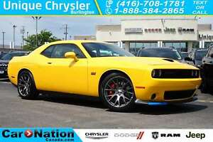 2017 Dodge Challenger SRT 392| 6-SPD| TRACK PACK| BREMBO| HARMAN