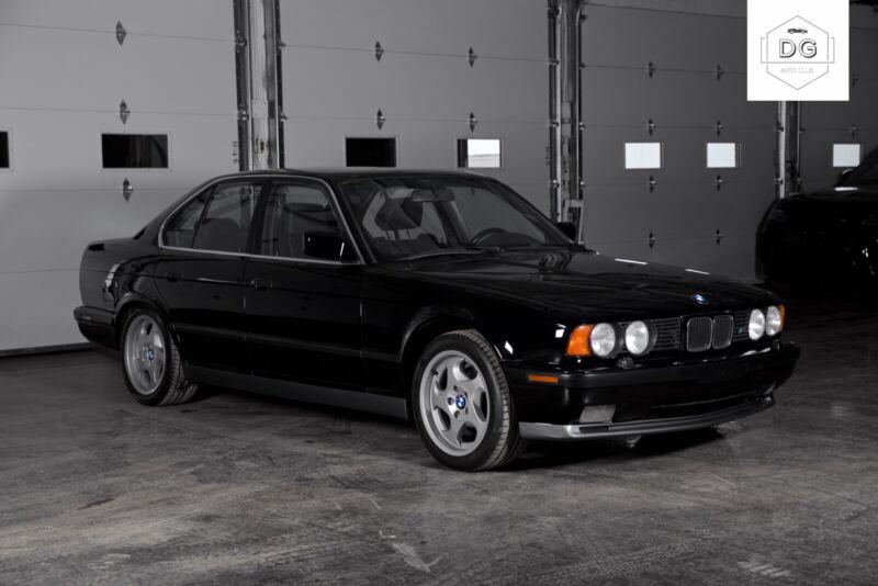 bmw m5 1992 for sale exterior color black bmw m5 1992 for sale exterior color