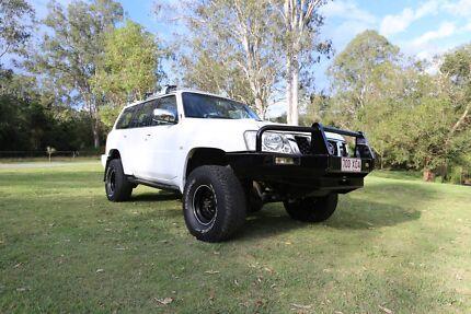 2006 Nissan Patrol Wagon GU IV