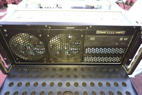 4U Rackmount barebones server / PC Chassis