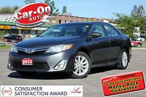2013 Toyota Camry XLE LEATHER NAV SUNROOF REAR CAM HTD SEATS ALL
