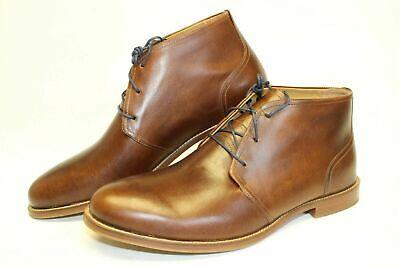 J.Shoes NEW Mens Monarch Plus Brass Premium Leather Short Dress Boots S9008 $198