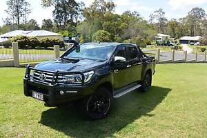 2015 SR5 Toyota Hilux Ute New Beith Logan Area Preview