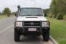 Toyota Landcruiser Workmate 4x4 Manual 2012 Coolum Beach Noosa Area Preview