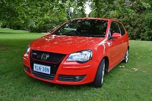 2008 Volkswagen Polo Hatchback Queanbeyan Queanbeyan Area Preview