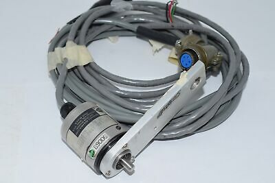 Dynamics Research Encoder 153120-1000-120sbd With Cable