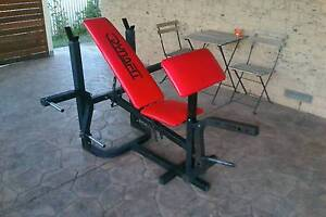 Weight Bench Hillbank Playford Area Preview