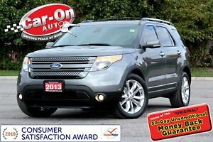 2013 Ford Explorer Limited AWD LEATHER NAV PANO ROOF REAR CAM LO