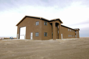 317 Adolph Drive - Newly Built Shop/Office Space for Lease!