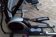 Elliptical Cross trainer(gym grade-fully electronic controlled) Elizabeth Playford Area Preview