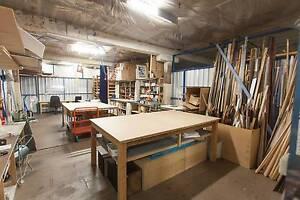 Workshop for rent in Ultimo! Darlinghurst Inner Sydney Preview