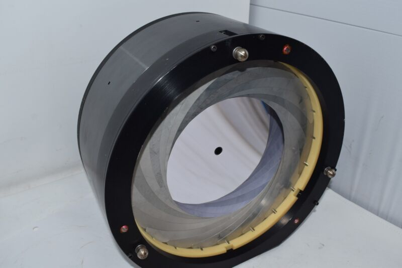 Ultratech Stepper M-098 Photomultiplier Lens Alignment Chuck Mirror Assembly