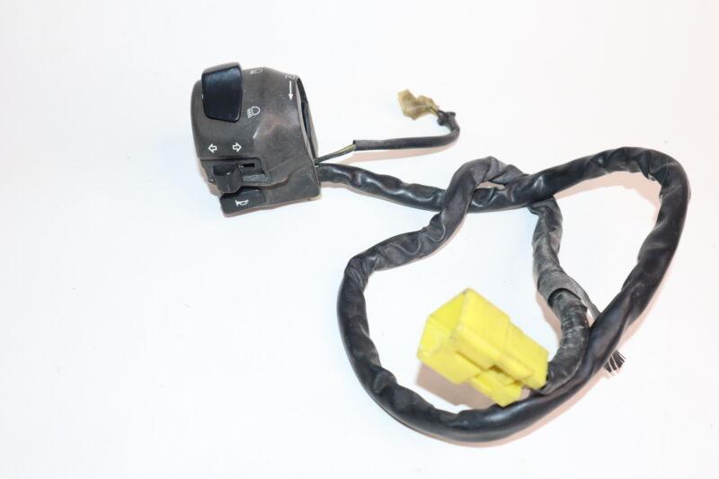 98 99 00 01 02 03 2001 Suzuki Tl1000r Tl1000 R Left Control Horn Switch Turn A12
