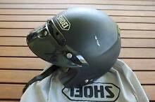 Motorcycle, Motorbike Helmet. Shoei RJ Platinum-R. Size Medium. Redlynch Cairns City Preview