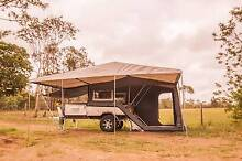 Austrack Campers Rear Folding Hard Floor Camper Trailer Caboolture Caboolture Area Preview