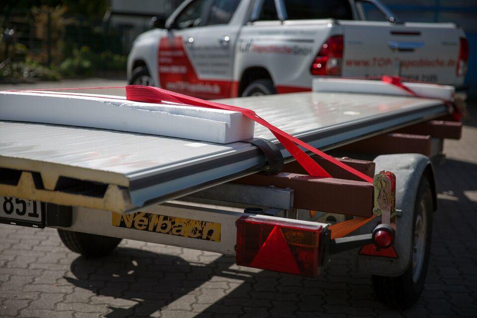 Lichtplatten Trapezprofil 35/207 4 bis 6 m ab Lager zu verkaufen! in Hünxe
