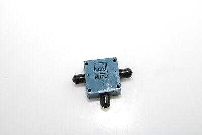 Watkins Johnson Wj M17c 6-16 Ghz Sma Rf Coaxial High Frequency Mixer