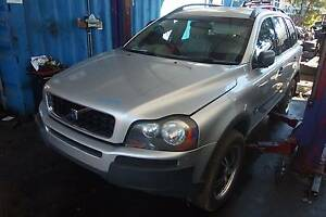 Wrecking Volvo XC90 2.5 Turbo Engine Trans Diff Mirror Window ECU Revesby Bankstown Area Preview