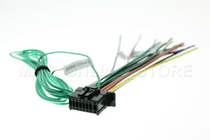 Kenwood Pin Wiring Harness Diagram For Ddx Bt on