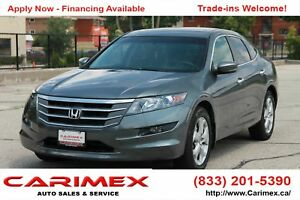 2010 Honda Accord Crosstour EX-L Leather | Suroof | Heated Se...