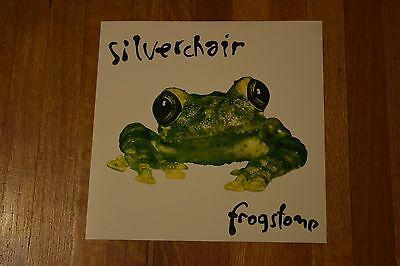 Silverchair Frogstomp Original 1995 Promotional Album Flat Art Poster 12 x 12