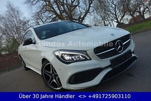 Mercedes-Benz CLA 200 COUPE D 7G-DCT*AMG Line *NIGHT*NAVI*LED
