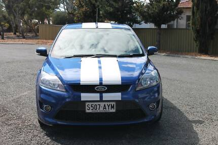 2008 XR5 Ford Focus Hatchback Banksia Park Tea Tree Gully Area Preview