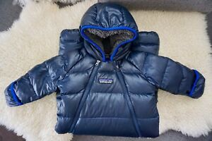 Patagonia Infant Hi-Loft Down Bunting Snowsuit 3-6 months