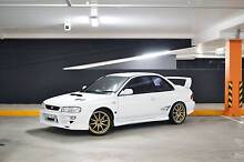 1999 SUBARU IMPREZA VERSION 5 STI COUPE. STUNNING. TASTEFUL MODS Prestons Liverpool Area Preview