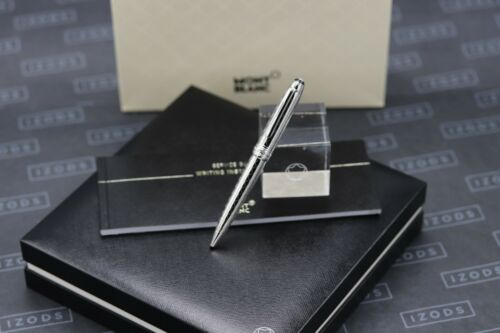 Montblanc Meisterstuck Jewellery Collection Mozart Platinum-Plated Ballpoint Pen
