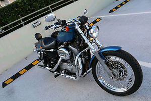 Harley Davidson sportster(XL883) excellent condition Macquarie Fields Campbelltown Area Preview