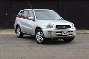 2003 Toyota RAV4 Wagon Mile End South West Torrens Area Preview