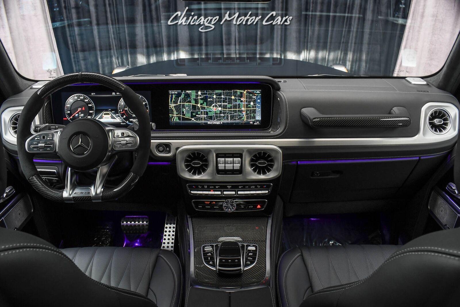 2021 mercedes-benz g-class amg g63 4matic exclusive