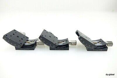1pcs X Tilting Goniometer Stage 40x40x16 Preload Tight Motion Sta-i-2985f51