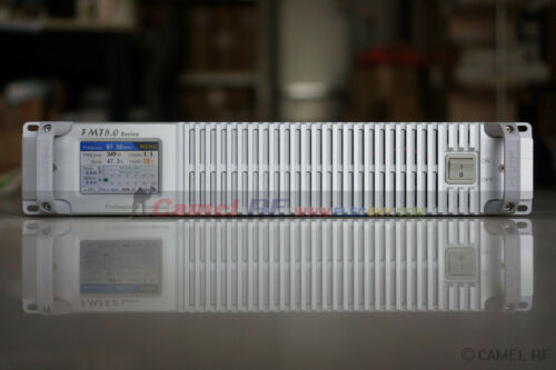 NEW 500W 87.5-108Mhz Professional Broadcast station fm Transmitter (FM  EXCITER)