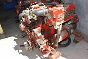 2 x 28HP MARINE DIESEL ENGINES & GEARBOXES,  1 GOOD,  1 FOR PARTS Scarborough Redcliffe Area Preview
