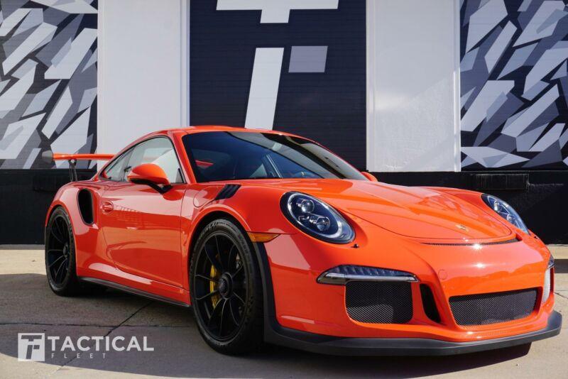 Image 1 Coche Americano usado Porsche 911 2016