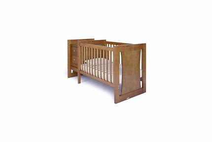 Grotime Changeover 6 in 1 Cot to Bed