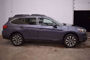 2015 Subaru Outback LIMTIED AWD - HTD SEATS * LTHR * SUNROOF